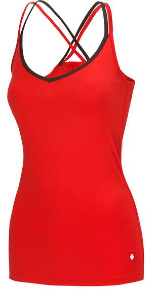 Ocun Corona Top Women Lava Red